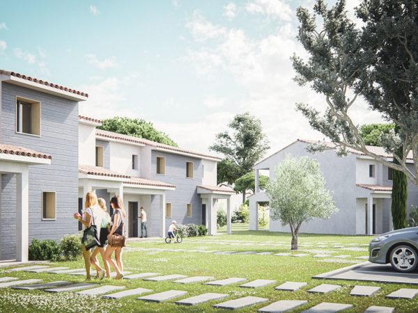 Cala Rossa Bay Villa avec jardin privatif