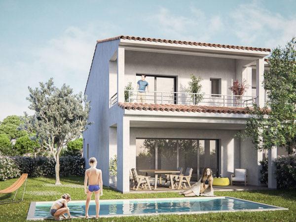 Cala Rossa Bay Villa avec piscine chauffée