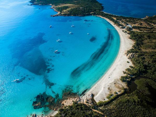 Cala Rossa Bay South Corsica