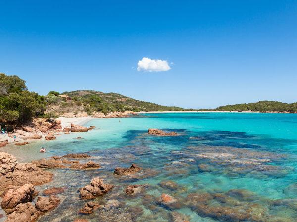 Baie de Cala Rossa Sud Corse