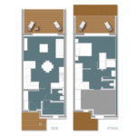 Plan T3 1 Chambre - Cala Rossa Bay Resort